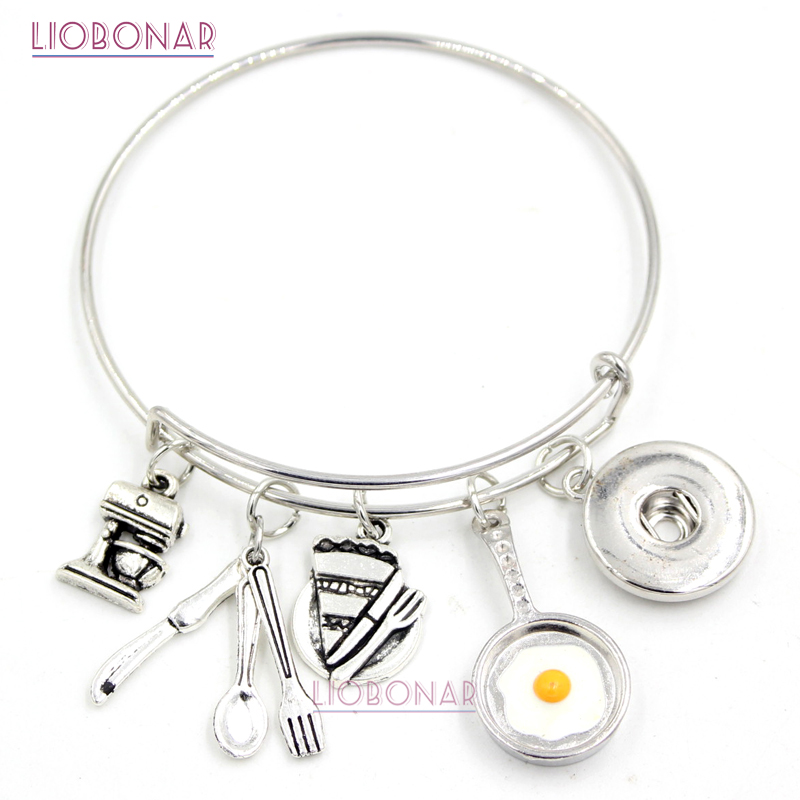 MEASURING CUP/_Bead for European Charm Bracelet/_Baking Cooking Chef Bake Cook