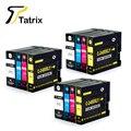 Картридж Tatrix для Canon PGI2400XL  совместимый чернильный картридж для Canon MAXIFY iB4040 MB5040 MB5340  12 шт.