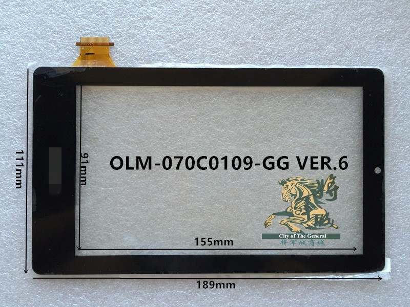 GENCTY For OLM-070C0109-GG Ver.6 W-B