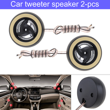 2pcs 150W 25mm Mini Dome Tweeter Speakers Car Loundspeaker Lound speaker for Audio Sound System High Efficiency