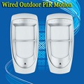 free shipping! 2PCS manufacturer wholesale Paradox outdoor digital pir alarm motion detector DG85