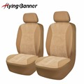 2017 Fashion 2 Front Seat Car Cover Comfortable Corduroy Covers For Seats Interior Car Accessories Both Side Airbag Compatible