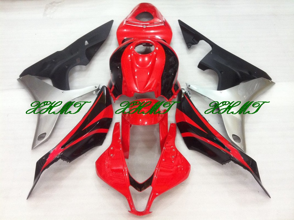 for Honda CBR600RR 2008 Fairing Kits CBR 600 RR Bodywork 07 for Honda CBR600RR 08 Fairing Kits 2007 - 2008