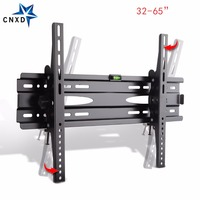 CNXD Universal TV Wall Mount Adjustable Ultra Slim Plasma Tilted Monitor LCD LED HD TV Wall