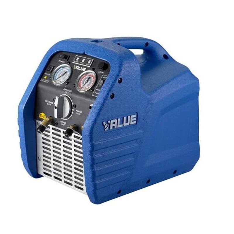 Machine de recyclage de réfrigérant 220 v VRR24L 1/2HP Machine de recyclage outil de réparation de réfrigération de climatisation