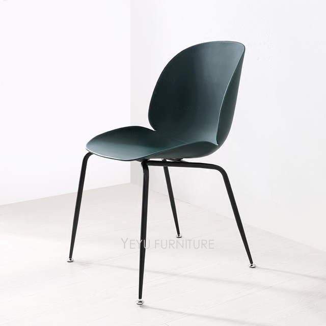 modern chair plastic. Modern Design Fashion Loft Style Popular Dining Chair, Plastic Metal Nice Color Living Room Furniture Chair G