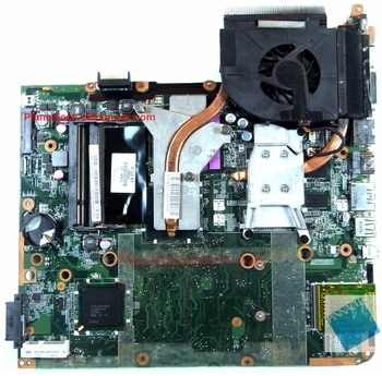 516292-001 with CPU Motherboard for HP DV7-3000 PM45 chipset instead 574680-001 574681-001