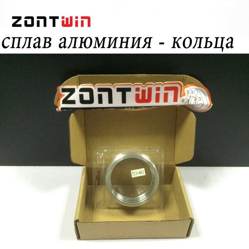 4 db / tétel 65,1–54,1 kerékagy középső gyűrűk OD = 65,1 mm - Autóalkatrész