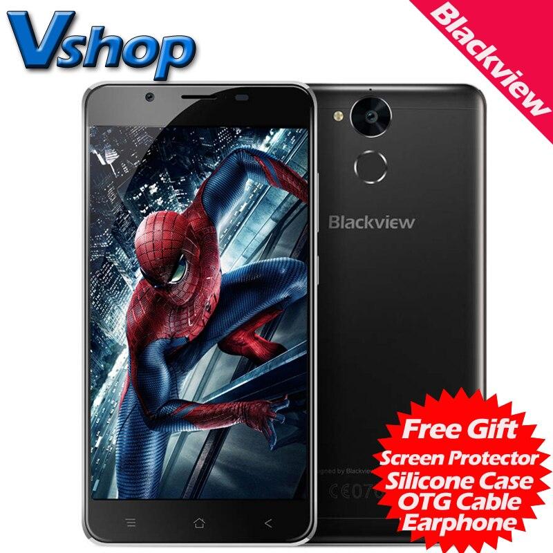 Original Blackview P2 Lite 4G Mobile Phone Android 7 0 32GB ROM 3GB RAM Octa Core