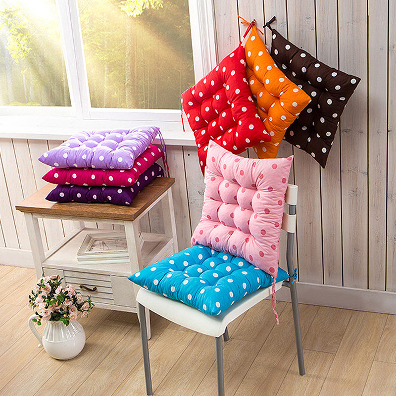 Aliexpress Com Buy Smelov Thick Soft Chair Cushions For