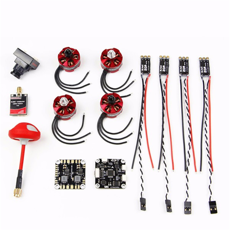 New Arrival KingKong FPV Drone Electrical Combo Advanced Version For RAMMUS 180/ RAMMUS 200 mini drone advanced new design 8 in 1 combo heat