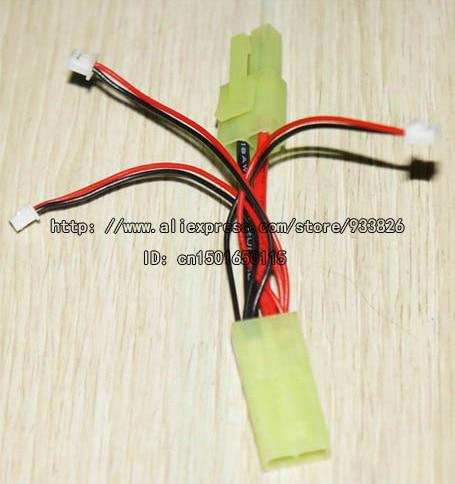 Freies Verschiffen 2 teile/los Parrot Ar Drone 2,0 VGE LED-Licht Kit Netzteil....