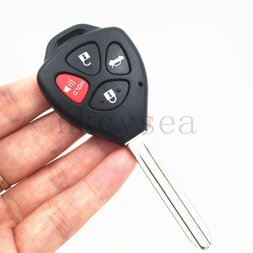 KEYDIY Original B Series Remote Control B05 4 for Toyota Car Key for KD900 KD900 URG200