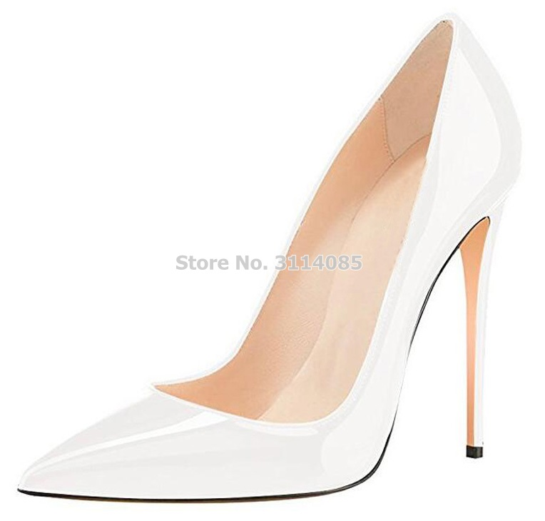 High-Heels-Shoes-Women-Pumps-12cm-Woman-Shoes-Sexy-Pointed-Toe-Wedding-Party-Shoes-Stilettos-Black (1)