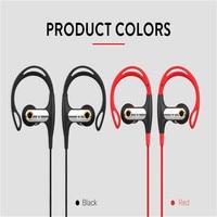 Hohe Quliaty Drahtlose Sport Bluetooth Kopfhörer BOROFONE BE1 Workout Headset Mic Sweatproof Verstellbare weiche silikon ohrbügel