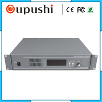 10 Channel Studio Monitor Amplifier Listening For Voice Monitoring
