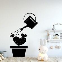 Creative Vinyl Wall Sticker Modern Decor For Kids Room Living Room Garden Decoration Decals Stickers wallpaper