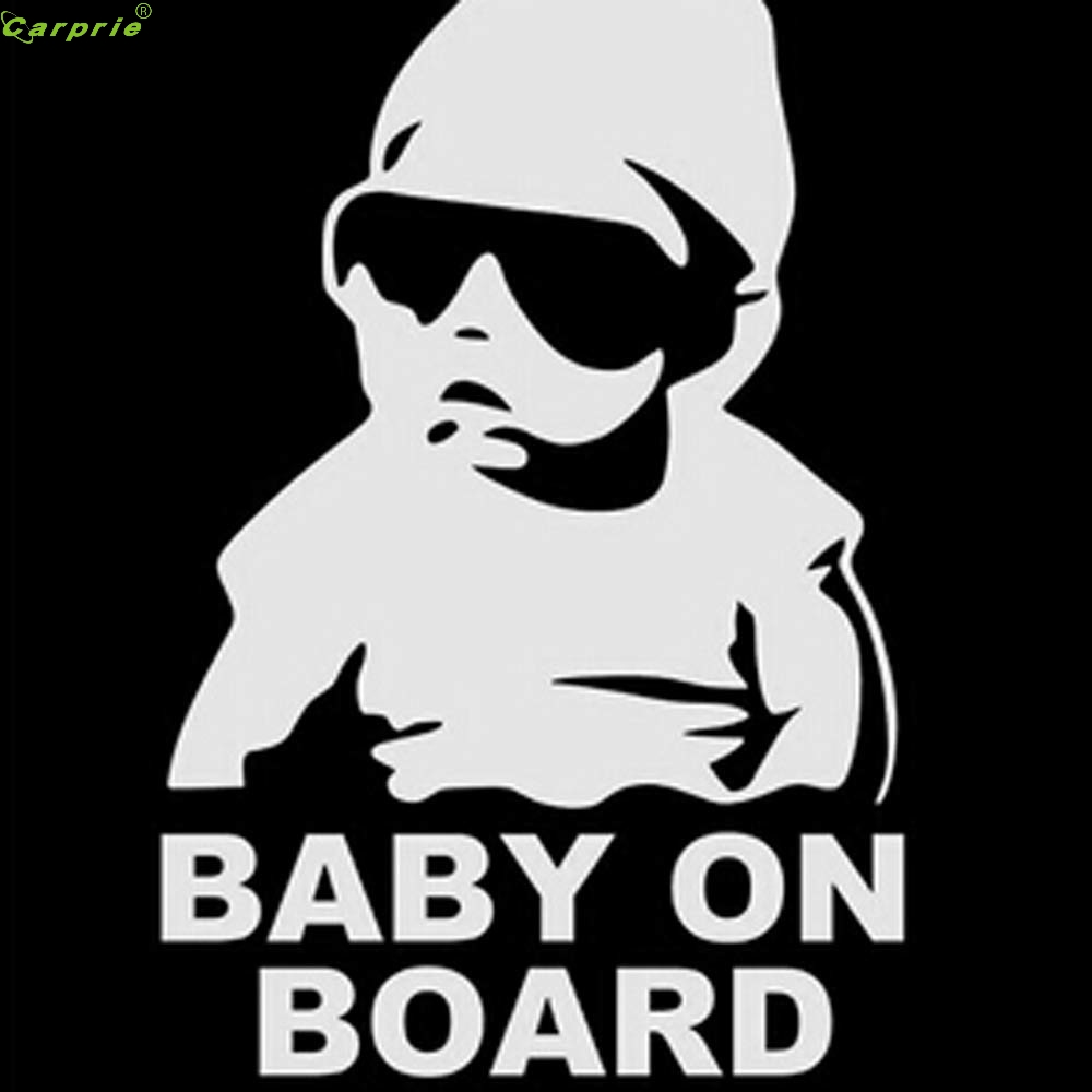 Cls Cool Baby on Board 3D Stereoscopic Simulated  Car Sticker Car Window Tail Door Sticker Jun07 car
