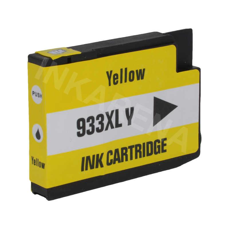 INKARENA Substituição para HP 932 933 XL Cartucho de Tinta Para HP932 932XL 933XL Officejet 6100 6600 6700 7110 7610 7510 impressora