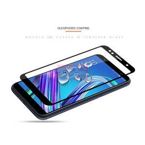 Image 5 - FUll Cover Tempered Glass For Asus Zenfone 3 Max ZC520TL ZB553KL ZD553KL ZC553KL ZE520KL ZE552KL Live ZB501KL Screen Protector