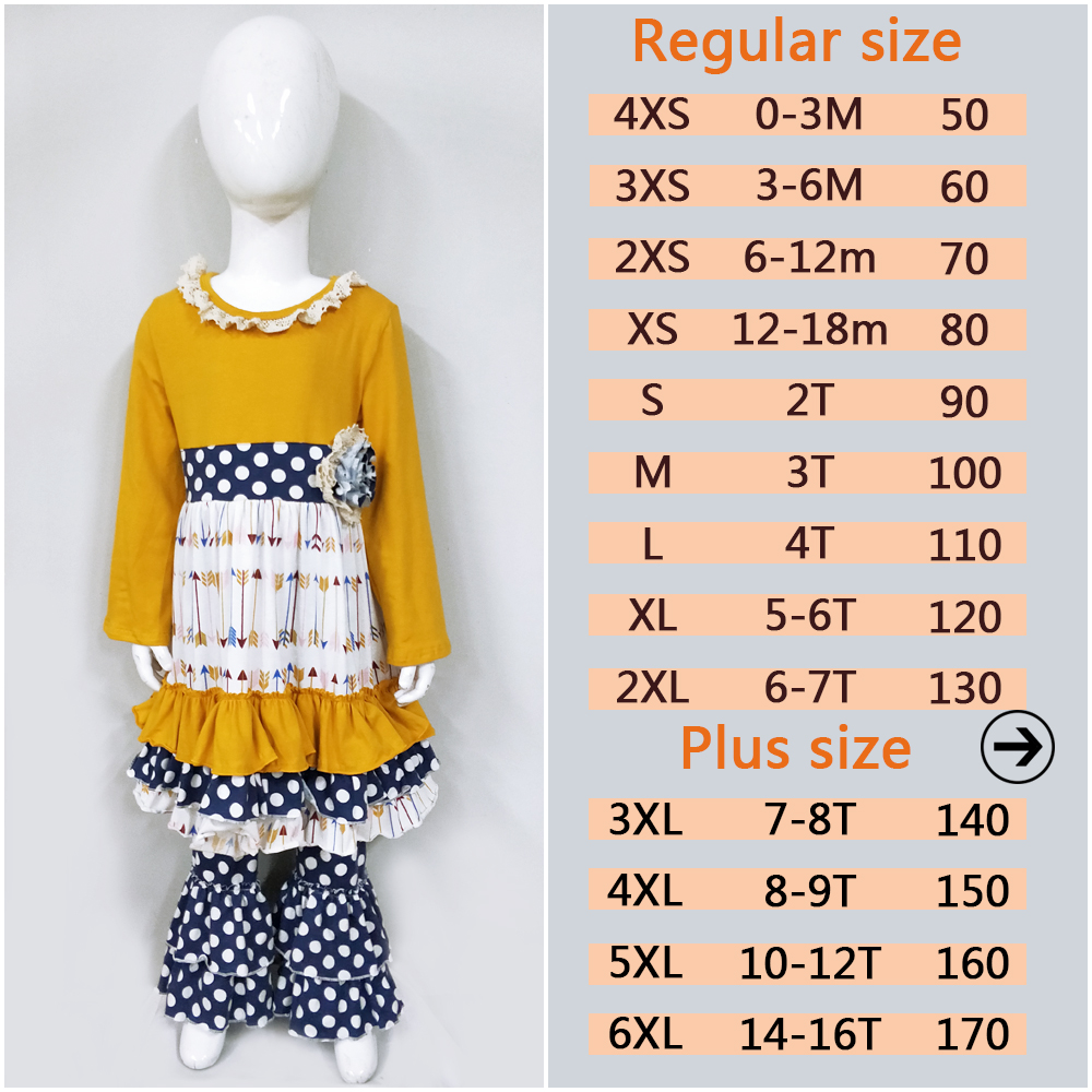 US $10 91 30% OFF|Bulk Wholesale Price CONICE New Arrival Baby Girl Clothes  Yellow Pants Ruffle Splice Print Dress Kids Fashion -in Clothing Sets from