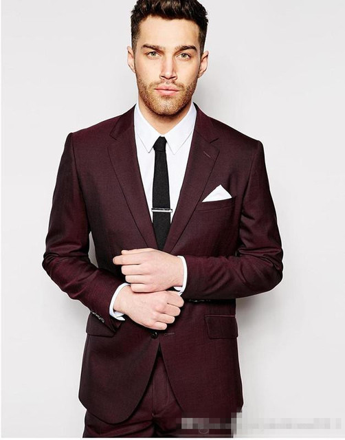 Contemporary Red Tuxedos For Prom Pattern - Wedding Ideas - nilrebo.info