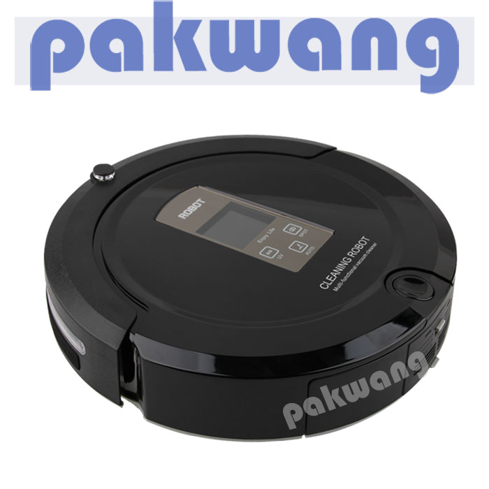 PAKWANG A325 Full go Self-recharge Robotic Vacuum Cleaner for Home with UV lamp Side brush HEPA Filter Vacuum Robot Aspirador