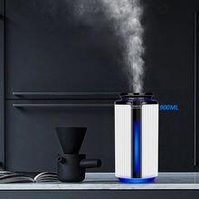 Портативный ультразвуковой увлажнитель воздуха 900 мл 5 в постоянного
