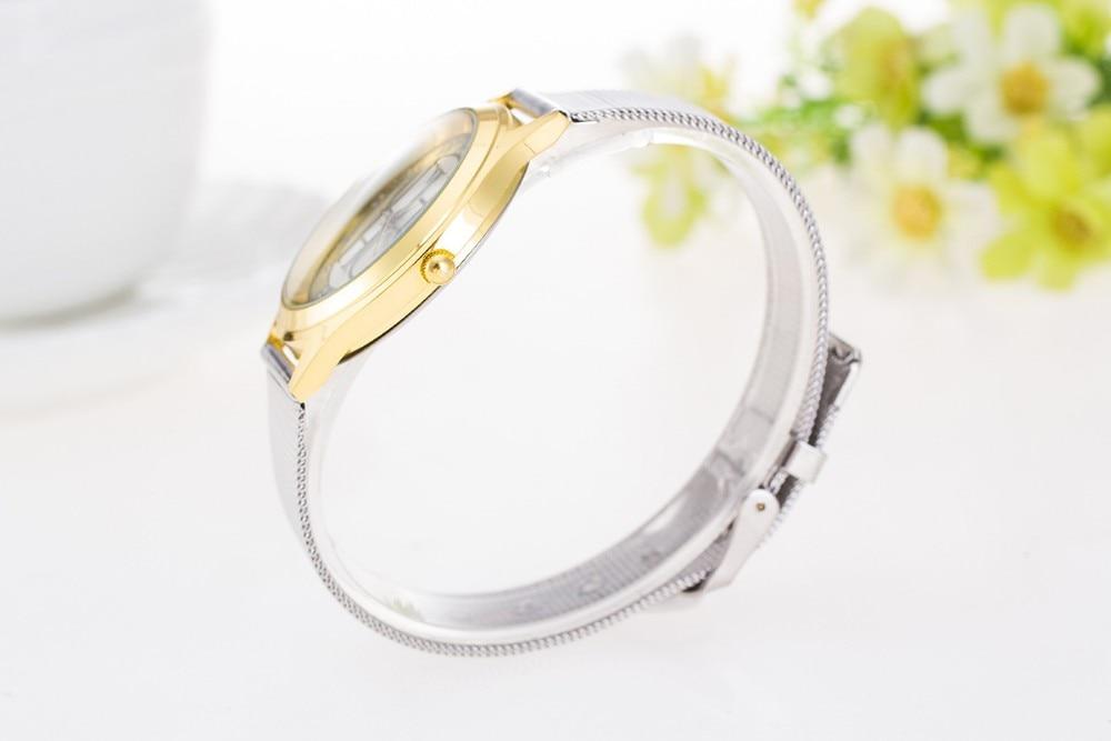 Merk vrouw Horloge montres Mode Quartz Horloge Nieuw binnen Casual - Dameshorloges - Foto 5