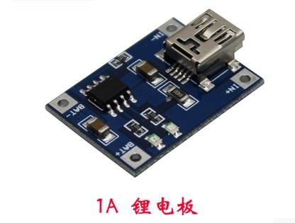 100PCS TP4056 1A Lipo Battery Charging Board Charger Module lithium battery DIY Mini USB Port tp4056 1a li ion battery charging module blue 4v 8v