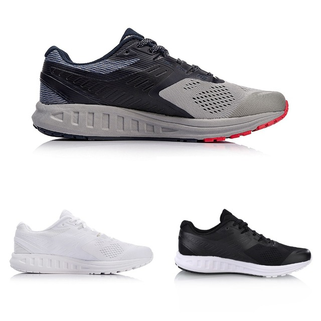 Li-Ning Men FLASH Running Shoes Cushion Wearable LiNing Sport Shoes Breathable Comfort Fitness Sneakers ARHN017 XYP669 1