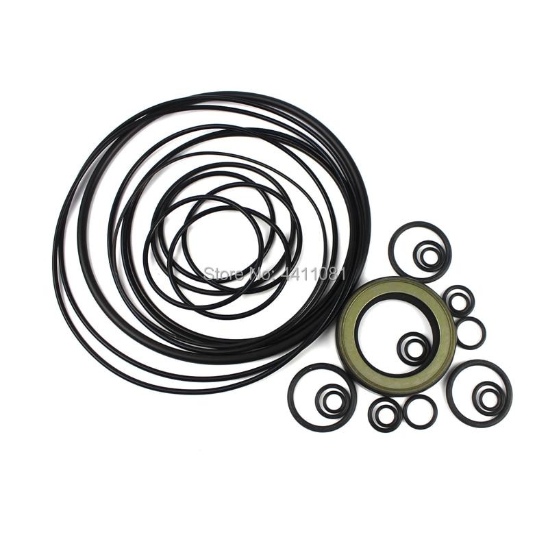Pour le Kit de Service de réparation de joint de pompe hydraulique Komatsu PC200-3 joints d'huile d'excavatrice, garantie de 3 mois