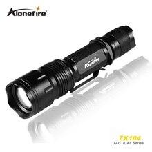 TK104 L2 LED 2200LM Tactical Gun Flashlight  5mode Pistol Handgun Torch Light Lamp Taschenlampe+gun scope mount+remote switch