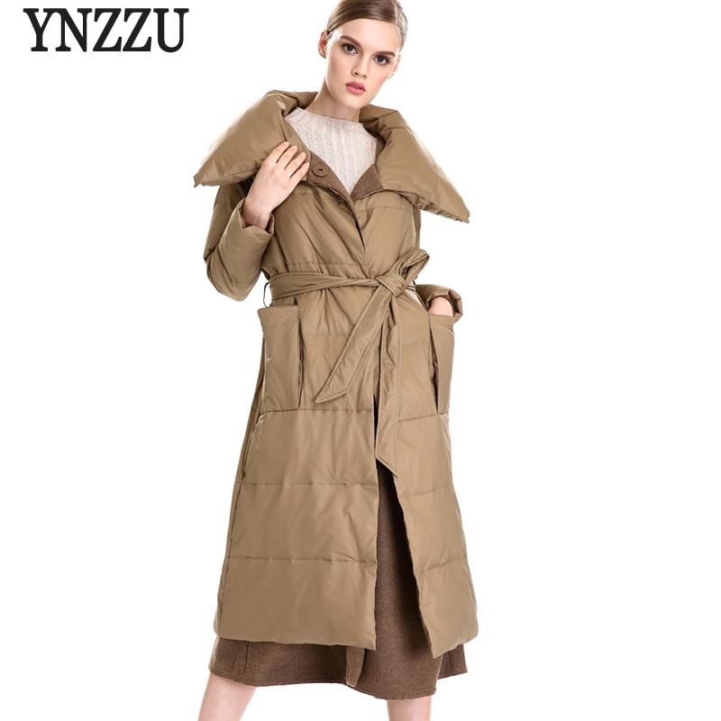 Elegant Autumn Winter Women Down Jackets New Design Woolen Patchwork Thick Warm Female Winter Jacket High Quality AO308