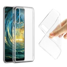 Ultra-thin Clear TPU Back Case Cover for Huawei P Smart 7S Mate 10 P7 P8 P9 P10 G8/G7 Plus P20 Lite Pro Honor 4C 5C 6X 7 8 9(China)