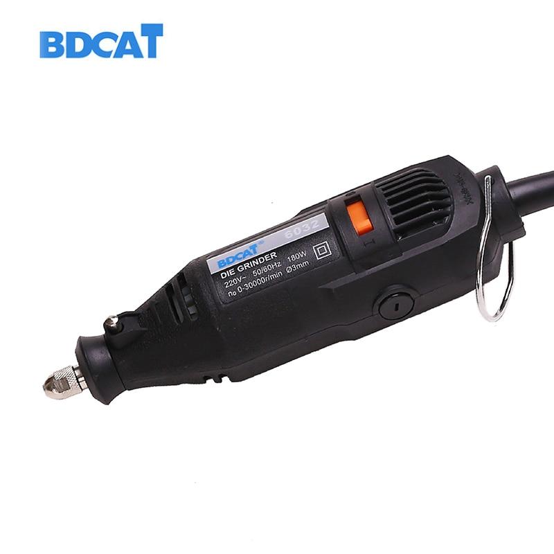 BDACT vadonatúj 220v 180w-os elektromos Dremel forgószerszám, - Elektromos kéziszerszámok - Fénykép 2