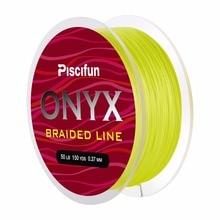 Piscifun 137M Braided Line 6lb 8lb10lb 20lb 25lb 30lb 40lb 45lb 50lb 60lb 80lb 100lb 150lb Weaves Multifilament Fishing Line