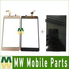 Ограниченное предложение 1 шт./лот Высокое качество для Leagoo M8/M8 Pro 1280*720 отдельных Сенсорный экран и ЖК-Экран Дисплей черное золото цвет