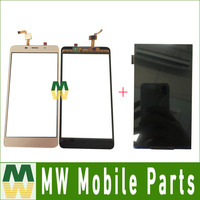 1PC Lot High Quality For Leagoo M8 1280 720 Seperate Touch Screen And Lcd Screen Display