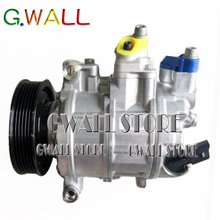High Quality Air Conditioner Compressor For Volkswagen Golf 1.4 TSI MK 6 2005-2016 1K0820859T