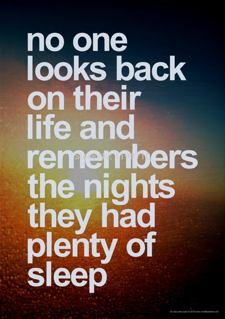 Looking Back On Inspirational Quotes No Motive Poster Art Print