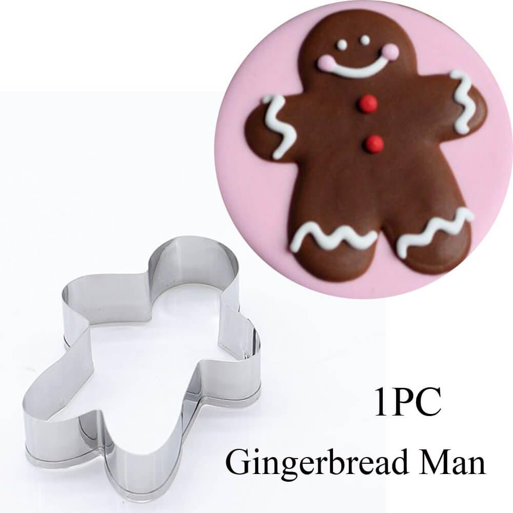 1PC Gingerbread Man