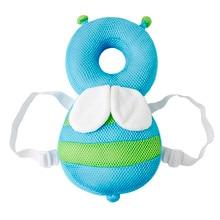 ARLONEET небесно-голубого цвета для младенцев стереотипы Подушка для новорожденных с защитой от падений, матрас для сна подушка для позиционирования Подушка безопасности W0513