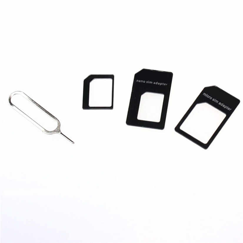 Hot Sale Convert Nano SIM Card to Micro Standard Adapter For iPhone 5 Drop Shipping J03T Factory Price