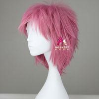 скидка! дешевые 35 см с Корк сказка - SIM renzou розовый косплей аниме парк