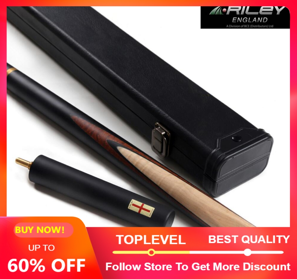 RILEY RES 400 3 4 Snooker Cue Designed For Athlete High end Billiard Cue Kit Stick