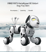 Intelligent RC Robot Dog Toy Smart Dog Kids Toys Cute Animals RC Intelligent Robot Remote control toys