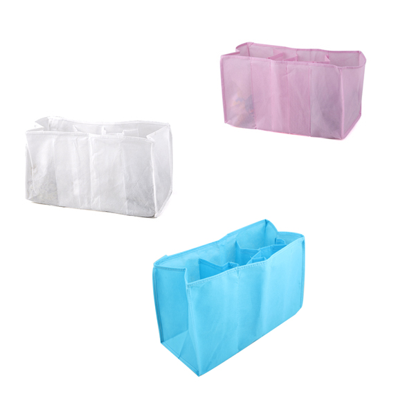 Portable Travel Outdoor Baby Diaper Nappy Organizer Stuffs Insert Storage Bag FJ88