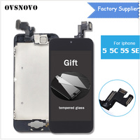 AAA Quality LCD Display For Iphone 5 5s 5c Se 6 Full Assembly Touch Screen Digitizer