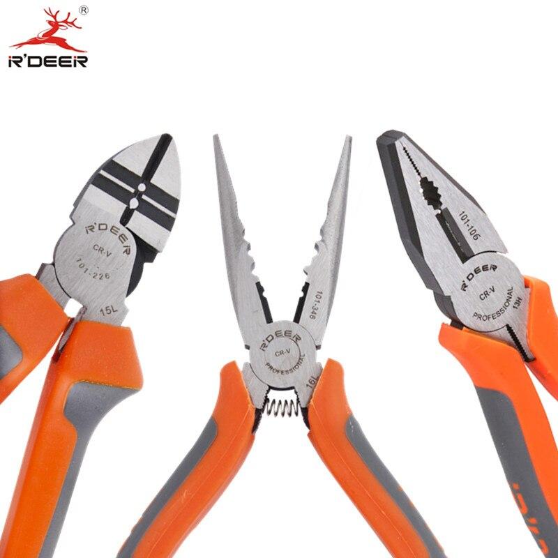 Der GüNstigste Preis Rdeer Schneider 6 /150mm Spann Werkzeug Multitool Für Schneiden Crimpen Elektriker Repair Tool 1 StÜck Werkzeuge